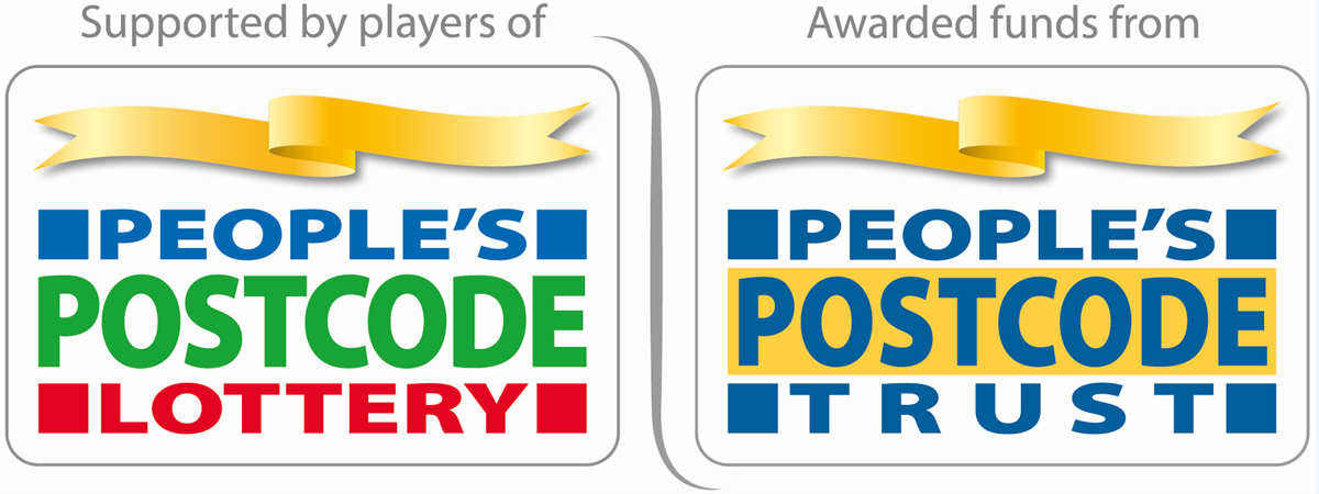 peoples postcode lottery supports this site and peoples postcode trust funds it